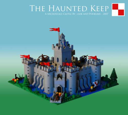 (via Brickshelf Gallery - a_micro_haunted_keep.jpg)