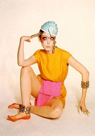 bettertimes1:  [Peggy Moffitt c.1960's]