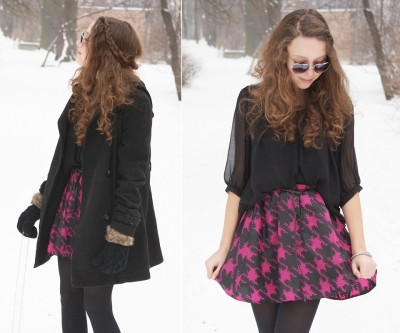lookbookdotnu:  Valentine's Day (by Gabriela G)
