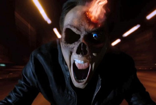 Nicolas Cage keen on making Ghost Rider 3 Ghost Rider: Spirit Of Vengeance smashes into cinemas this Friday, and its star Nicolas Cage is apparently already looking to get back in action for a third round as the flame-skulled anti-hero…