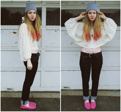 lookbookdotnu:  A cold day in hell. (by Stacey Belko)