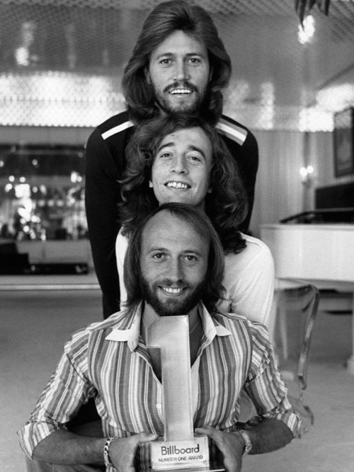 Bee Gees. (If You Leave Me Now - Listen here)