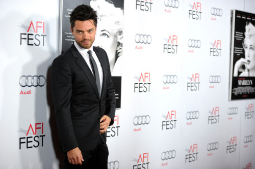Dominic Cooper at the AFI FEST 2011