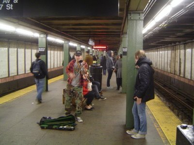 A man sat at a metro station in Washington DC and started to play the violin; it was a cold January morning. He played six Bach pieces for about 45 minutes. During that time, since it was rush hour, it was calculated that thousands of people went through the station, most of them on their way to work.Three minutes went by and a middle aged man noticed there was musician playing. He slowed his pace and stopped for a few seconds and then hurried up to meet his schedule.A minute later, the violinist received his first dollar tip: a woman threw the money in the till and without stopping continued to walk.A few minutes later, someone leaned against the wall to listen to him, but the man looked at his watch and started to walk again. Clearly he was late for work.The one who paid the most attention was a 3 year old boy. His mother tagged him along, hurried but the kid stopped to look at the violinist.Finally the mother pushed hard and the child continued to walk turning his head all the time. This action was repeated by several other children. All the parents, without exception, forced them to move on.In the 45 minutes the musician played, only 6 people stopped and stayed for a while. About 20 gave him money but continued to walk their normal pace. He collected $32. When he finished playing and silence took over, no one noticed it. No one applauded, nor was there any recognition.No one knew this but the violinist was Joshua Bell, one of the top musicians in the world. He played one of the most intricate pieces ever written,with a violin worth 3.5 million dollars.Two days before his playing in the subway, Joshua Bell sold out at a theater in Boston and the seats average $100.This is a real story. Joshua Bell playing incognito in the metro stationwas organized by the Washington Post as part of a social experiment about perception, taste and priorities of people. The outlines were: in a commonplace environment at an inappropriate hour: Do we perceive beauty?Do we stop to appreciate it? Do we recognize the talent in an unexpected context?One of the possible conclusions from this experience could be: If we do not have a moment to stop and listen to one of the best musicians in the world playing the best music ever written, how many other things are we missing?
