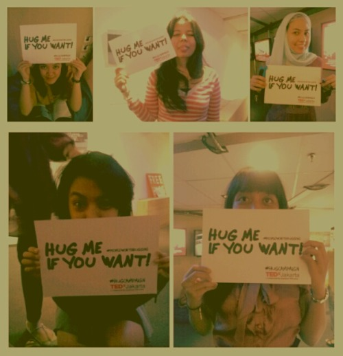 Happy Val day! Free hugs as gift :-*
