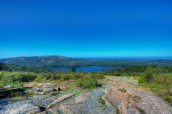 Title: View from Cadillac Mountain Thanks to: http://www.flickr.com/photos/60032534@N06