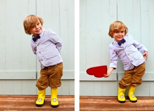 childrenwithswag:  Via Offbeat Mama