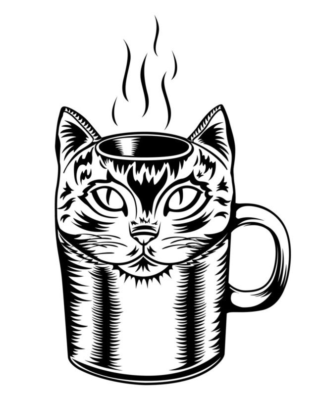 Coffe Cat