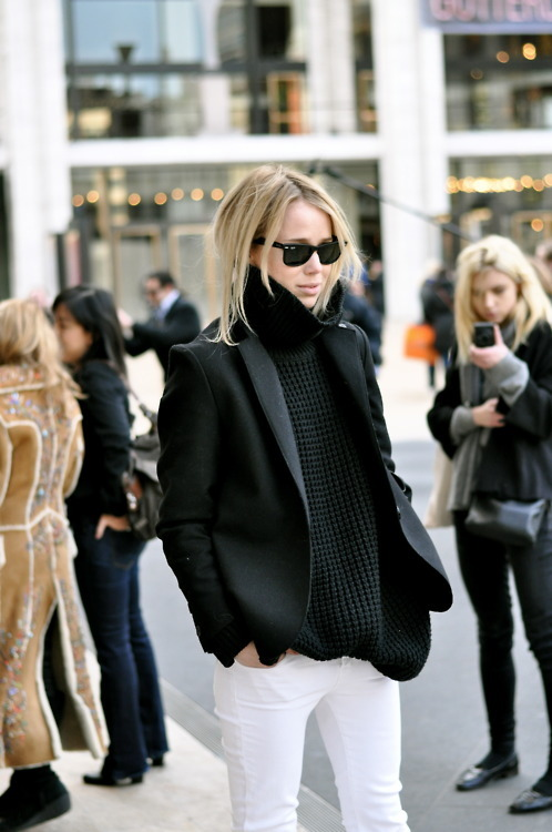 love the sweater and coat