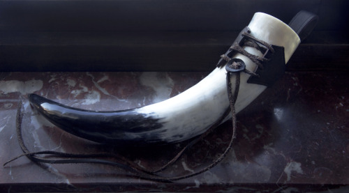 I got my drinking horn last week, pretty awesome!