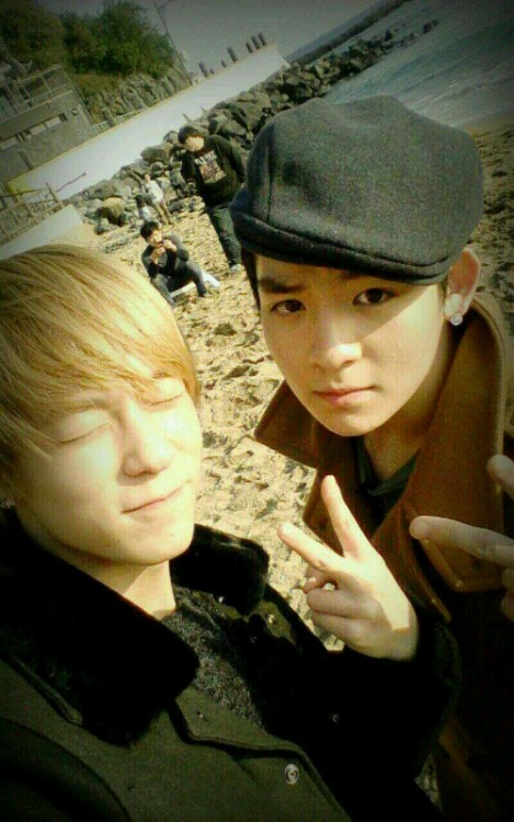 L.Joe Rickycr: TEEN TOP's me2day
