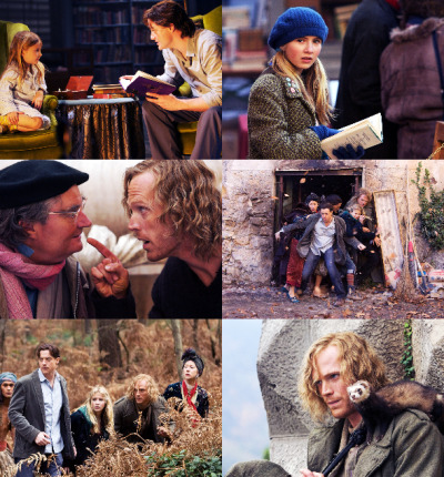 butthisisdolce:  favorite movies of all time → Inkheart  Silvertongues, as they are known, prefer to keep their skills a secret. But some do not even know this gift is theirs, until it is too late.