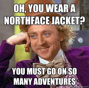 nevver:  Northface  this is a great meme.
