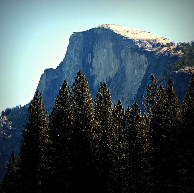 Half Dome 1 on Flickr.bjs '11