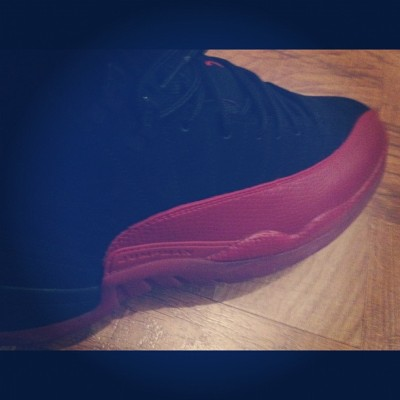 #WDYWT #ValentinesDay edition… #Jordan #FluGame #XII (Taken with instagram)