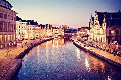 allthingseurope:  Ghent, Belgium (by Just a Click {♥ Sara Photography ♥})