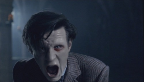 There is no way for Matt Smith to look unattractive.  Source