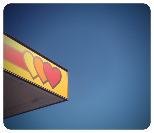 Love gas station . AZ (2010)