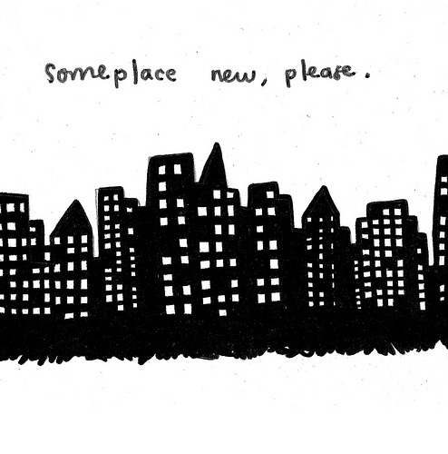someplace new, please. (by the acid dream spaceship)