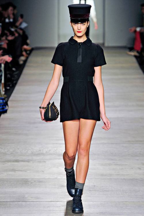 modeart:  Who? Marc by Marc Jacobs When? Fall 2012, RTW