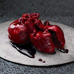 Heart Cake - Kind of gross…don't know if I'd be able to eat it though it may be good!