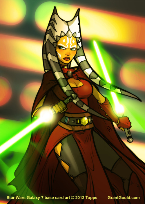 Star Wars Galaxy 7: Future Ahsoka by ~grantgoboom