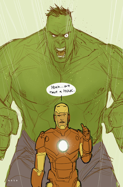 philnoto:  Yeah…we have a Hulk.