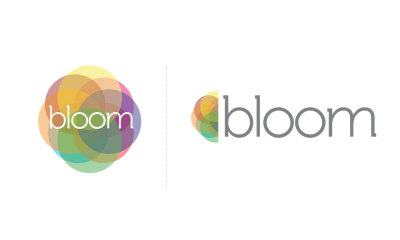 identity for non-profit, Bloom.
