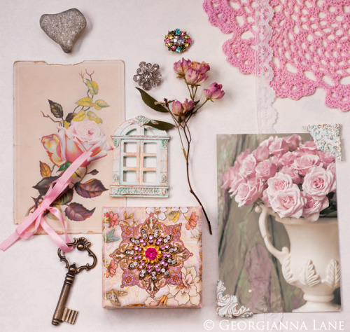 lovelyclusters:  (via Georgianna Lane: A Romance with the Rose)