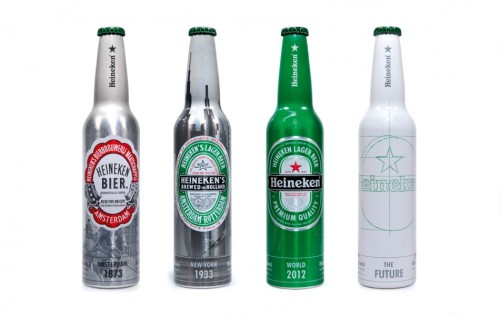 "In order to celebrate their ""Open Your World"" campaign, Heineken has released this special, limited-edition collector's Gift Pack as an homage to their Dutch roots, success in early New York City and ambitions for the future."
