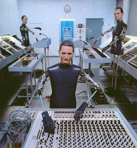 wired:  [via Dangerous Minds]: Kraftwerk retrospective @ MoMA for eight days STRAIGHT?!?! ….hopefully this will somehow manage to find its way to the west coast! <3