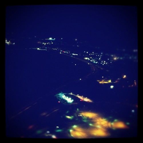 Inflygning (Taken with instagram)