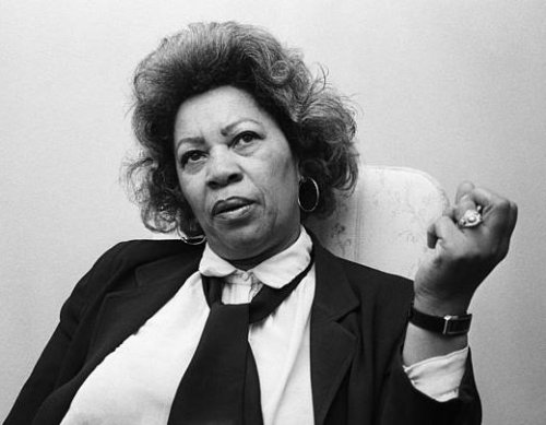 toni morrison say:  black literature is taught as sociology, as tolerance, not as a serious, rigorous art form.