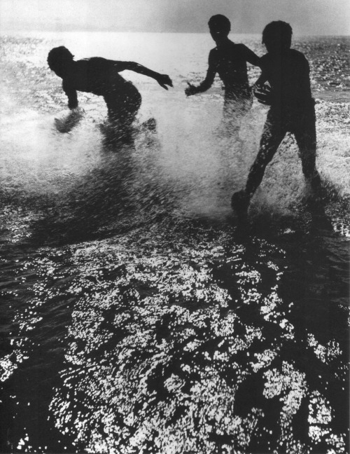 opekasit:  Herbert List, North Sea, Germany, 1933