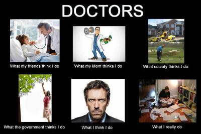 Medical Degree - Job description