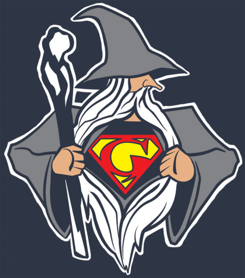 SuperGandalf #ESDLA