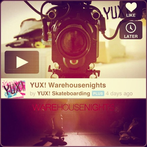 "We shot this Red Promo for Yux! Skateboards late Summer 2011 near Vienna in a very nice Warehouse. ""Andi you did a great editing!""  [ http:www.vimeo.com/36593081 ] #yux #skateboards #skateboarding #austria #skater #red #redcamera #redcam #redone #4k #35mm #digitalcinema #digital #cinema #redraw #vimeo #promo #warehouse #skate #skateandcreate #instagood #sony #ex1 #hd #production #media #photooftheday #diptic #froschblick  (Taken with instagram)"
