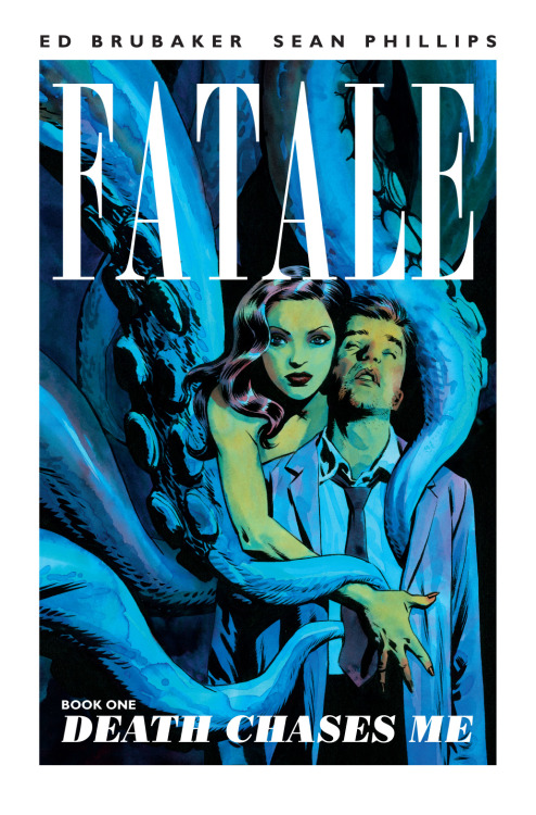 cover for the first Fatale trade by sean phillips