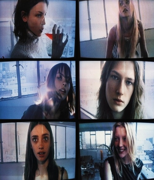 moldavia:  Screen Test No.1: Girls on Film by Corinne Day
