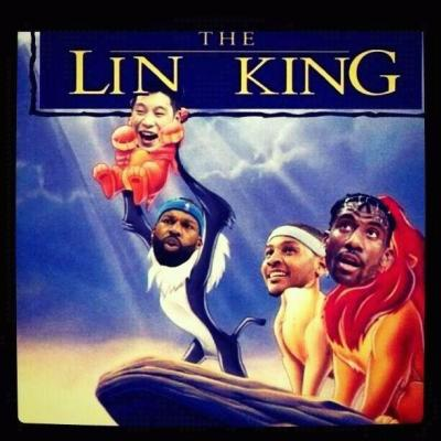 Hahaha Lin's the man though