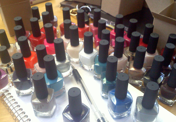 "Glossed Over: Nail Salon Issues By Liza Ansher What girl doesn't love pampering herself with a mani/pedi?You enter the salon, choose the service you want and your polish color, and its smooth sailing from then on!  Sit back in that massage chair, relax and escape for a couple of hours into a world of luxurious pampering. Let me tell you it is definitely not smooth sailing from here. Mentioned in the Campaign for Safe Cosmetics' 'Story of Cosmetics', the government under regulates cosmetic products and nail salon products today. Nail salon products consist of hazardous chemicals and release harmful fumes into the air. Are you going to the salon to get your nails done once a week, once a month, or once every 3 months? You are still at risk because your body builds up these chemicals over time with each visit to the salon. Nail technicians have it even worse —-they are inhaling and being exposed to chemicals every day. A study in the American Journal of Public Health shows that women in contact with these chemicals have heightened health risks (Thu Quach, 2011).  The study reports that ""one-third of the women reported health problems like headaches, irritations, nausea, and breathing problems since they started working at a nail salon. Nose, throat, lungs, skin, eye irritations were the most common complaints by the participants reported by 25.6 percent of them."" In the Boston area, most nail technicians are Vietnamese women of childbearing age. In addition to reproductive and general health concerns, this minority community is at increased risk of developing Type II diabetes and respiratory problems. Twelve Brandeis University students recently conducteda studyon measuring the air quality and ventilation of nails salon throughout Boston. Conclusions include carbon dioxide (CO2) levels in 15 of 21 salons exceeded 800 parts per million (ppm) and higher total volatile organic compounds (TVOCs) (potential toxins) and Particulate Matter 2.5 (PM2.5) (linked to respiratory problems) in salons indicating poor ventilation. TVOCS, PM2.5, and excessive CO2 levels that remain in the air can be harmful to a nail technician's health, especially during childbearing years.  There are no chemical replacements for many of the products used in salons, such as ethyl methacrylate used in artificial nails.  However, some nail polish companies have voluntarily eliminated the 'toxic trio' of, phthalates, toluene and formaldehyde., Thus, the Boston Public Health Commissionhas set up the Safe Nail Salon Projectto assist nail technicians in doing their jobs safely.  The Safe Salon Project created new nail salon health and safety regulationsthat went into effect on July 13, 2011 to protect consumers from obtaining infections and diseases from salons. Some of these regulations include: Keep chemicals out of the air by storing them in closed and labeled containers and requiring lidded waste baskets at each manicuring station. Develop a ventilation plan to create a system that draws fresh air from the outside into the salon and exhausts dirty air to the outside. Ensure that multi-use (non-porous) tools are properly disinfected between each customer for customer safety. Ensure that single-use items (pumice stones / toe separators / flip-flops / etc.) are NEVER re-used on a customer. Ensure that foot spas are disinfectedbetween each customer.   The Safe Salon project has also developed a funcootie catcherfull of tips for you: Don't shave or wax your legs within 24 hours of getting a pedicure. Ask for clean single use tools (pumice stones / flip flops / toe separators) that haven't been used on anyone else. Make sure that reusable (metal / non-porous) tools have been disinfected before they are used on you. Avoid polishes that contain the 'Toxic Trio' of formaldehyde, toluene, and dibutyl phthalate. Find out what is in your favorite brands of nail polish with the SkinDeep cosmetics database. Report concerns about Boston nail salons to the Boston Public Health Commissionat 617-534-5965. Help protect the Vietnamese community who run these salons in the Boston Area. Recommend that your salon participate in free Safe Nail Salon trainings(offered only in Boston) Support the Safe Cosmetics Act by sending your state representative a lettervia online. (It takes 2 seconds, I swear!)   Ladies, let this information marinate in your minds! I don't want to discourage you from getting your nails done, but make sure that you are conscious when walking into a nail salon as to what you can do as a consumer. Stay Beautiful!"