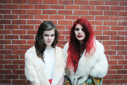 Models: Olivia Annals & Bayleigh Gibbs Stylists: Kirsty Goodison & Minty Flamson Photography: Kirsty Goodison Image is my own.