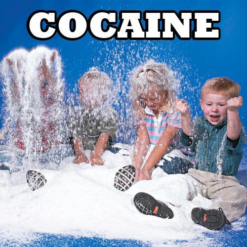 dragonmclovin:  Cocaine.