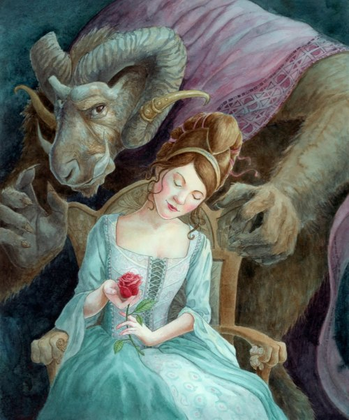 """Beauty and the Beast"" by Rebecca Solow"