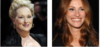 Meryl Streep And Julia Roberts Cast In 'August: Osage County'