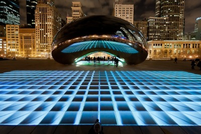 Luminous Field at Millennium Park in Chicago… …and the story behind it.