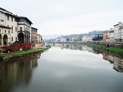 clamate-cordis:  View from Old Bridge by Gabriele Parafioriti | www.gabrieleparafioriti.com on Flickr.