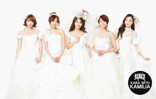 KARA ♥ HQ Wallpaper 1680x1060 Resolution