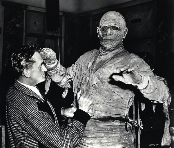 universalmonstersblog:  Fact 94: The Mummy was Lon Chaney Jr.'s least favorite character to play because the costume was uncomfortable and he was allergic to the latex rubber mask.