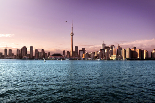 flight001:  I may live in Toronto, but it's still a destination to travel to.. and I love my city. ✈ SEATTLE